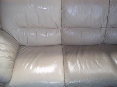 leather sofa cleaning Chesterfield